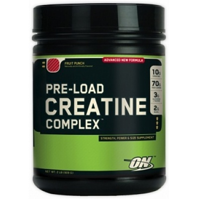 Креатин Optimum Nutrition Pre-Load Creatine Complex 1816 г