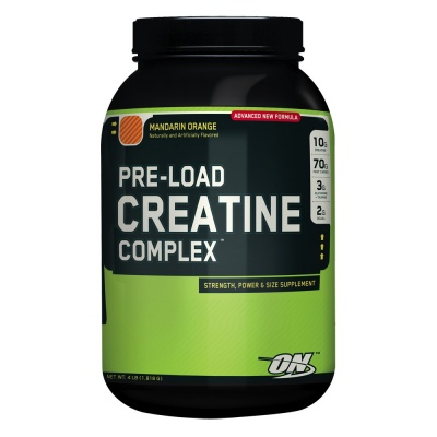 Креатин Optimum nutrition Pure Creatine 600 гр