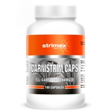 Л-Карнитин Strimex Carnistrim Caps 100 капсул