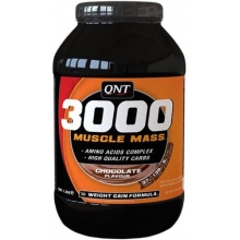 Гейнер QNT 3000 Muscle Mass 4,5 кг