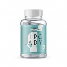 Жиросжигатель Geneticlab Nutrition Lipo Lady 120 кап