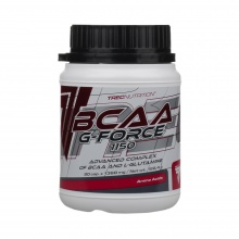 БЦАА Trec Nutrition BCAA G-force 1150 90 капсул