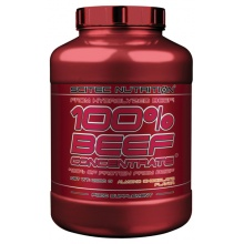 Протеин Scitec Nutrition 100% Beef Concentrate 2000 гр