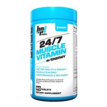 Витамины BPI sports 24/7 Muscle vitamin Energy 90 cap