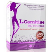 Olimp L-Carnitine 500 forte plus 60 cap
