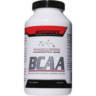 Myogenix BCAA 300 капс