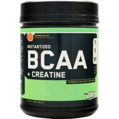 Optimum Nutrition BCAA + Creatine 738gr