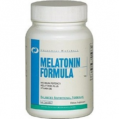 Universal Nutrition Melatonin 5 mg, 120cap