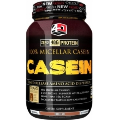 Протеин 4 Dimension Nutrition casein 907 g