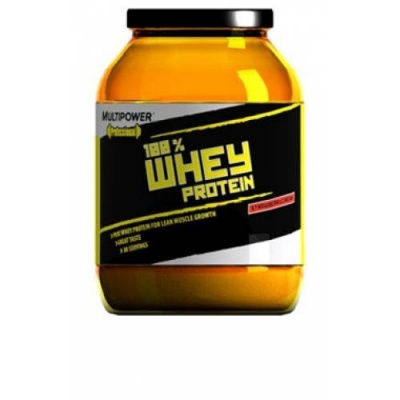 Протеин Multipower pure whey isolate 100 2250 gr