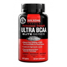 Six Star pro nutrition (muscletech) ultra BCAA elite series