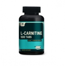 Л-карнитин Optimum Nutrition L-carnitine 60 tab