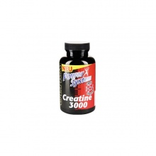 Креатин Power System Creatine 3000 88 г - 100 капсул