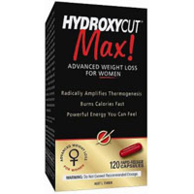 Жиросжигатель Muscletech Hydroxycut Max Pro Clinical For Women 120 caps