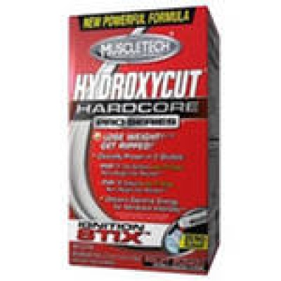 Жиросжигатель MuscleTech Hydroxycut HC Pro Ignition Stix 40 пак