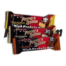 Батончик Power System High Protein Bar 35 gr