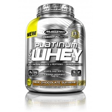 Протеин MuscleTech Essential Platinum 100% Whey 2270g