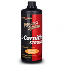 Л-Карнитин Power system L-carnitine Strong 120000мг 1000мл
