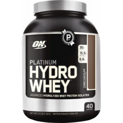 Протеин Optimum Nutrition Platinum Hydrowhey 3.5lb 1590 гр