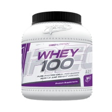 Протеин Trec nutrition Whey 100 1500гр