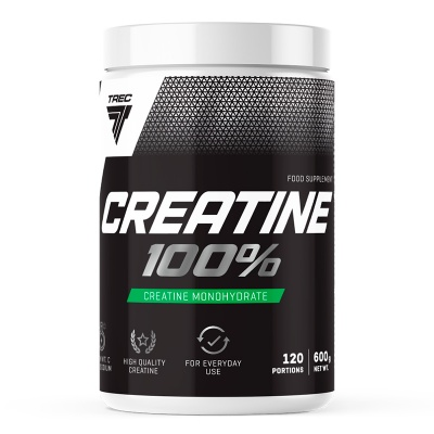 Креатин Trec Nutrition Creatine 100% 600гр