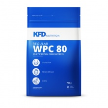 Протеин KFD Nutrition WPC80 Regular 750 гр.