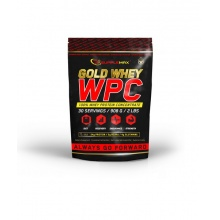 Протеин Supplemax Gold Whey WPC 908 гр