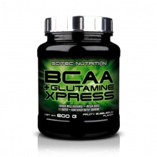 Scitec Nutrition BCAA+Glutamine Xpress 600 гр