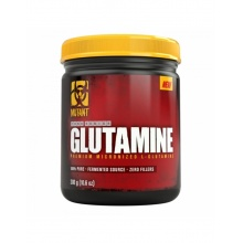 Mutant Core Series L-Glutamine 300g