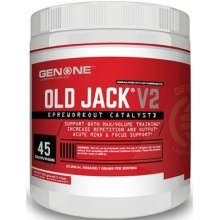 Предтрен GENONE LABS Old Jack V2 60 кап