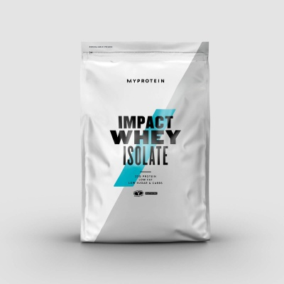Протеин Myprotein Impact Whey Isolate 1000 гр