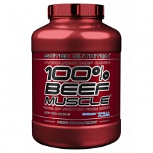 Гейнер Scitec Nutrition 100% Beef Muscle 3180 гр