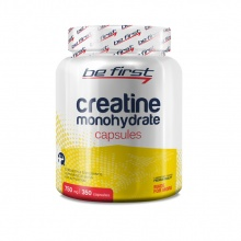 Креатин Be First Creatine Monohydrate Capsules 350 кап