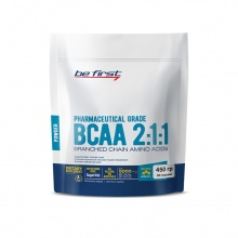 БЦАА Be First bcaa 2:1:1 powder 450 гр