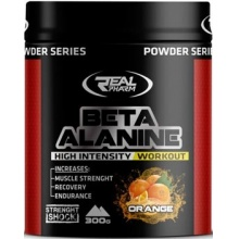 Аминокислоты Real Pharm Beta-Alanine  300 гр