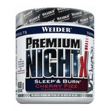 Аминокислоты Weider Night X 450гр