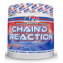 Аминокислотный комплекс комплекс  APS Nutrition Chain'd-Reaction 300 гр.