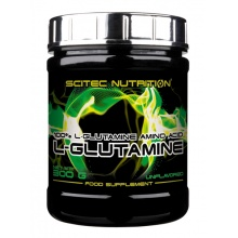 Глютамин Scitec Nutrition L- Glutamin 300гр