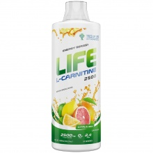 Л-Карнитин Tree of life L-Carnitine 2500  1000мл