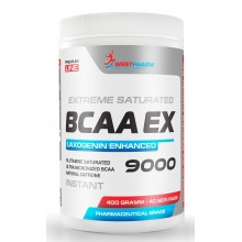 БЦАА WestPharm BCAA EX with Laxogenin  400 гр