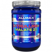 Аминокислота Allmax Nutrition Citrulline Malate 300 гр