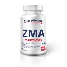 Тестобустер Be First ZMA capsules 90капсул