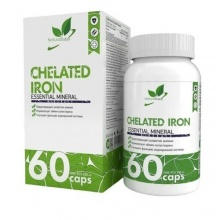 Витамины NaturalSupp Iron Chelate 60 caps