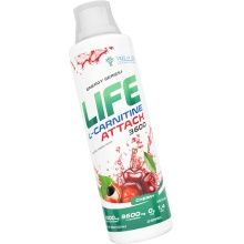 Л-Карнитин Tree of life L-Carnitine Attack 500 мл