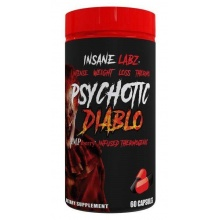 Жиросжигатель Insane Labz Psychotic Diablo  60 капсул