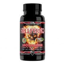 Жиросжигатель Innovative Diet Labs HellFerno 100 кап