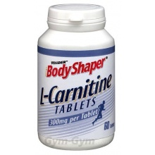 Л-карнитин Weider L-Carnitine Tablets 60 таб.