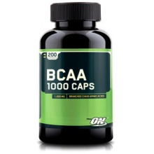 BCAA Optimum Nutrition BCAA 1000 200cap.