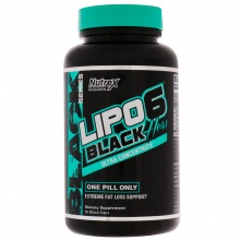 Жиросжигатель NUTREX Lipo 6 Black Hers Ultra Concentrate 60cap
